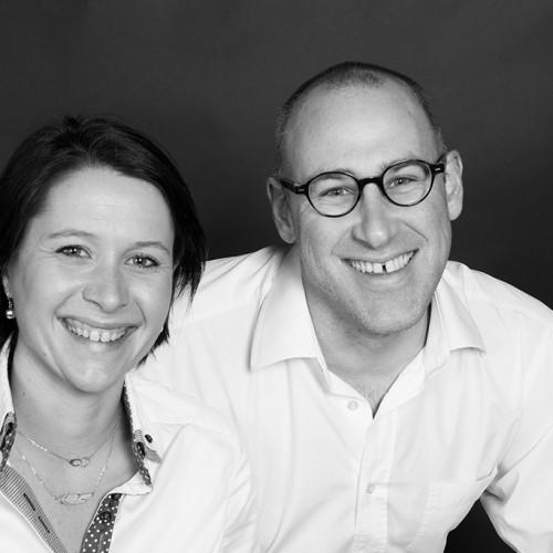 Clotilde et Julien, opticiens villeneuve d'ascq