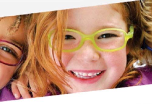 lunettes de vue pour enfants